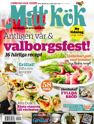 Mitt Kök 2012-04-25
