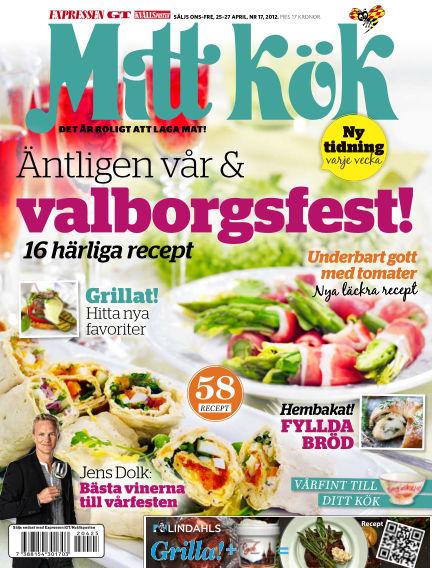Mitt Kök April 25, 2012 00:00