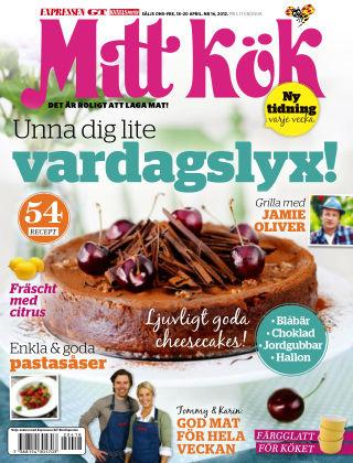 Mitt Kök 2012-04-18