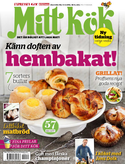 Mitt Kök April 11, 2012 00:00