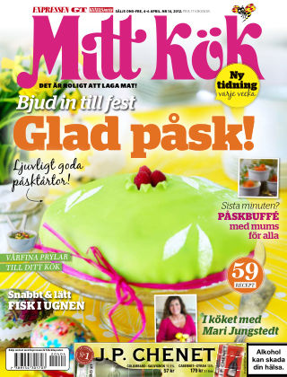 Mitt Kök 2012-04-04