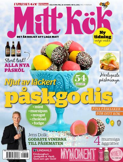 Mitt Kök March 28, 2012 00:00
