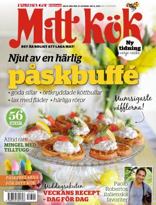 Mitt Kök 2012-03-21