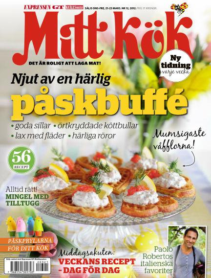 Mitt Kök March 21, 2012 00:00