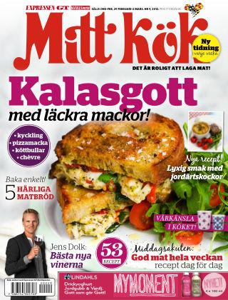 Mitt Kök 2012-02-29