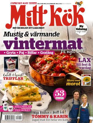 Mitt Kök 2012-02-22