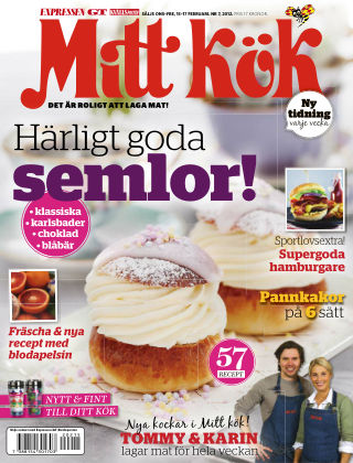 Mitt Kök 2012-02-15
