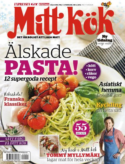 Mitt Kök February 01, 2012 00:00