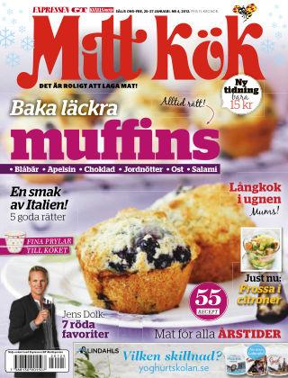 Mitt Kök 2012-01-25