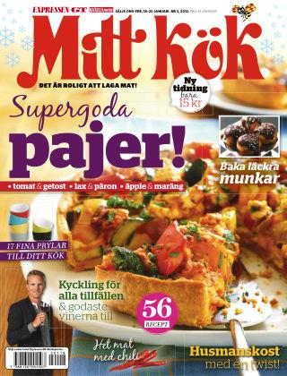 Mitt Kök 2012-01-18