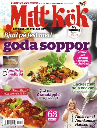 Mitt Kök 2012-01-11