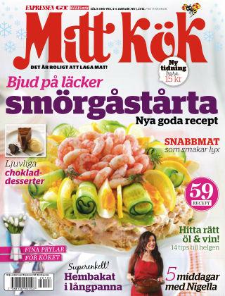 Mitt Kök 2012-01-04