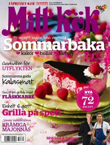 Mitt Kök July 10, 2013 00:00
