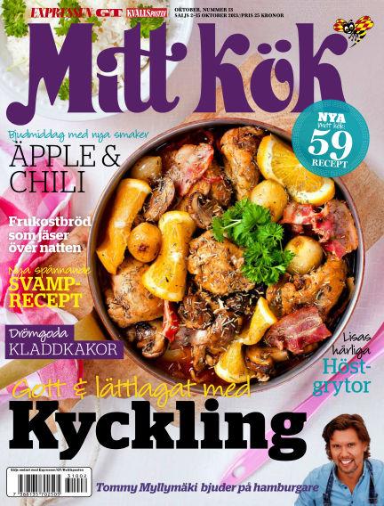 Mitt Kök October 02, 2013 00:00