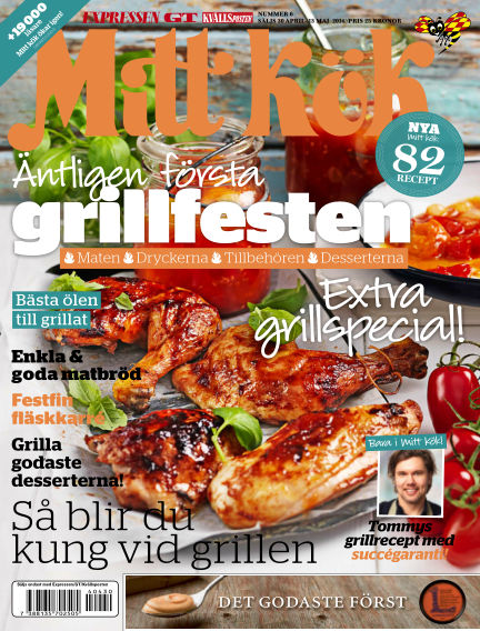 Mitt Kök April 30, 2014 00:00