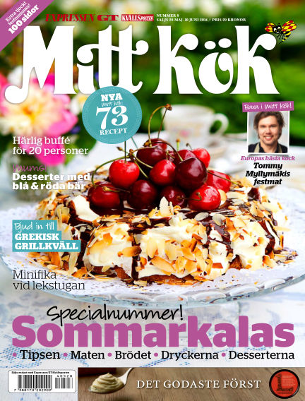 Mitt Kök May 28, 2014 00:00