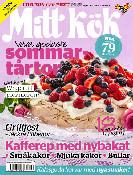 Mitt Kök July 09, 2014 00:00