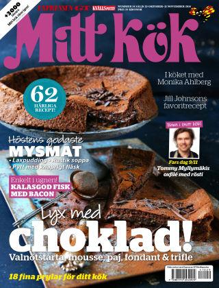 Mitt Kök 2014-10-29