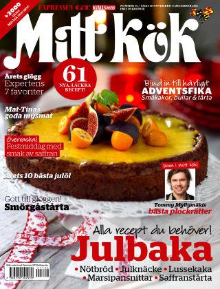Mitt Kök 2014-11-26