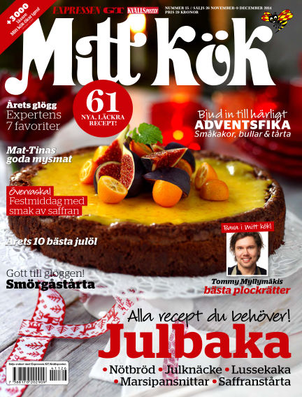 Mitt Kök November 26, 2014 00:00