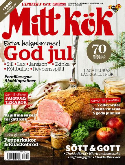 Mitt Kök December 10, 2014 00:00