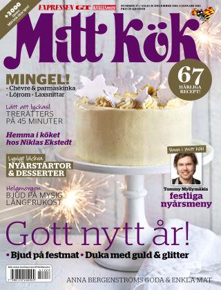 Mitt Kök 2014-12-26