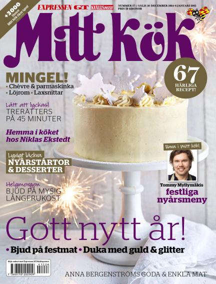 Mitt Kök December 26, 2014 00:00