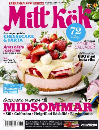 Mitt Kök 2015-06-05