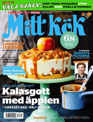 Mitt Kök 2015-08-19