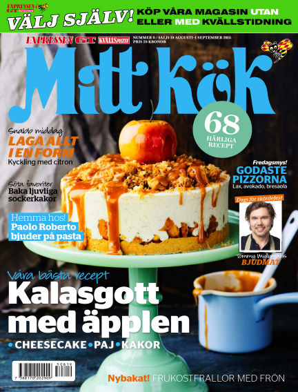 Mitt Kök August 19, 2015 00:00