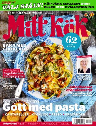 Mitt Kök 2015-09-16