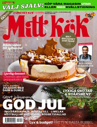 Mitt Kök 2015-12-09