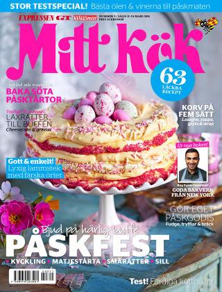 Mitt Kök 2016-03-11