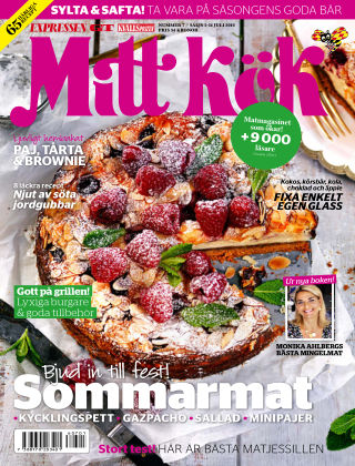 Mitt Kök 2016-07-01