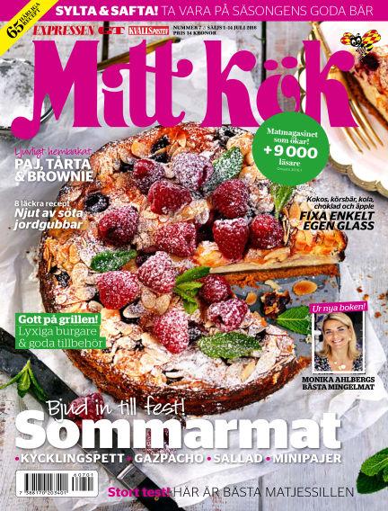 Mitt Kök July 01, 2016 00:00