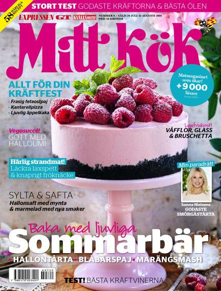 Mitt Kök July 29, 2016 00:00