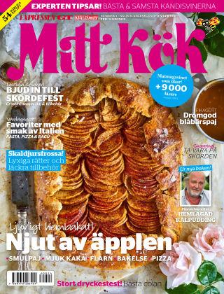 Mitt Kök 2016-08-24