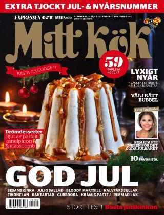 Mitt Kök 2016-12-02