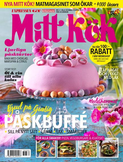 Mitt Kök March 30, 2017 00:00