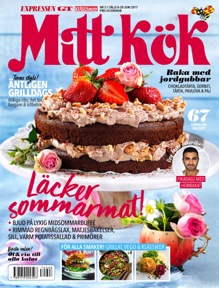 Mitt Kök June 08, 2017 00:00