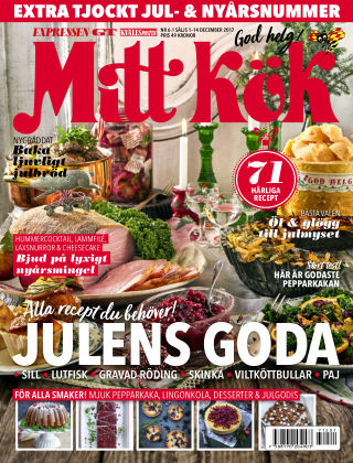 Mitt Kök 2017-12-01