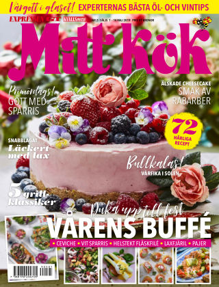 Mitt Kök 2019-05-01