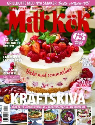 Mitt Kök 2019-07-24