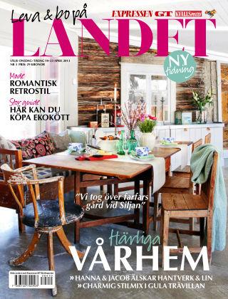 Leva & Bo på landet (Inga nya utgåvor) 2013-04-10