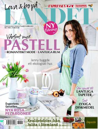 Leva & Bo på landet (Inga nya utgåvor) 2013-03-27