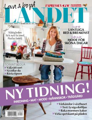Leva & Bo på landet (Inga nya utgåvor) 2013-02-13