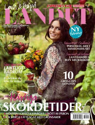 Leva & Bo på landet (Inga nya utgåvor) 2013-09-25