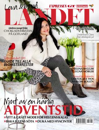 Leva & Bo på landet (Inga nya utgåvor) 2013-12-04