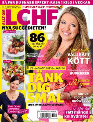Allt om LCHF (Inga nya utgåvor) 2013-05-17
