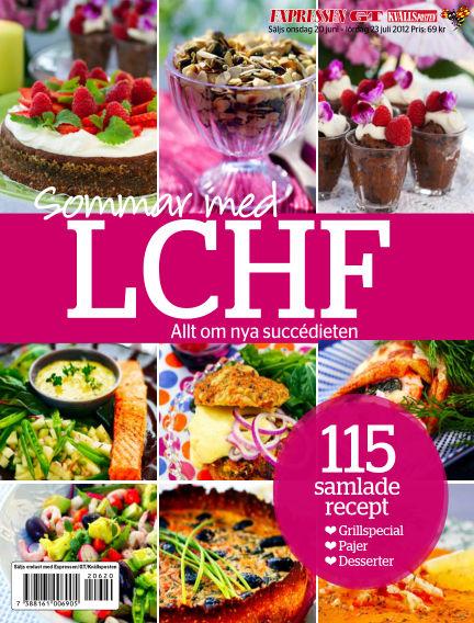 Allt om LCHF (Inga nya utgåvor) June 20, 2012 00:00